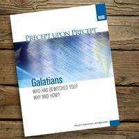 Galatians Workbook Pic