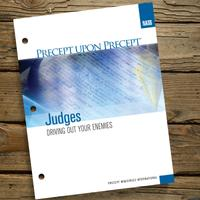 Judges workbook cover